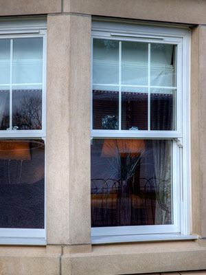 Bow Sash Windows