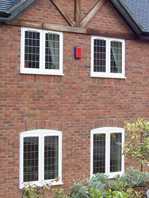 Casement Windows with Georgian Bars