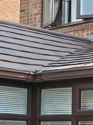 Energy Efficient Tiled Roof Conservatories