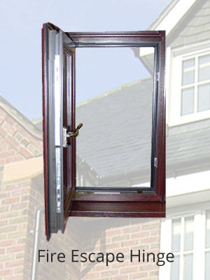 Fire Escape Window Range