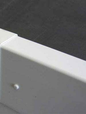Flat Rubber Roofing Edges