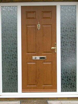 Stunning composite doors
