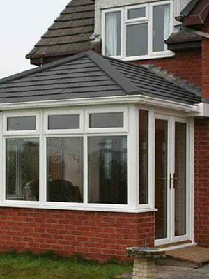 Solid Tiled Roof Conservatories