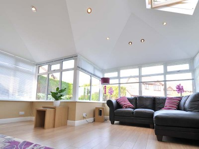 Interior Solid Roof