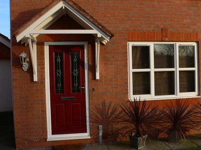 Red Composite Door Installers