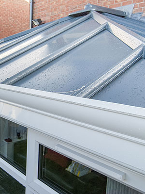 LivinRoof Solid Conservatory Roofs