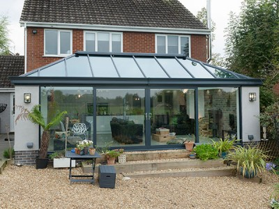 Coloured Conservatory