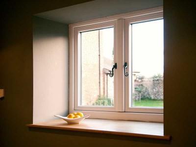 Residence 9 Casement window