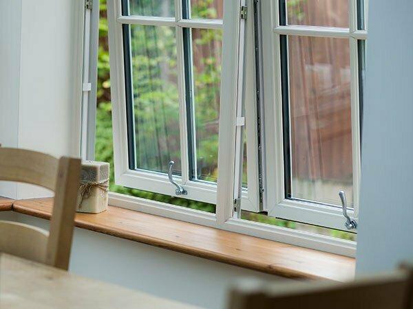 PVCu Tilt and Turn windows