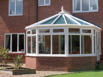 PVCu Victorian Conservatory
