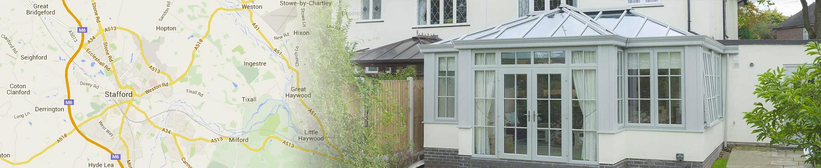 Double Glazing in Stafford