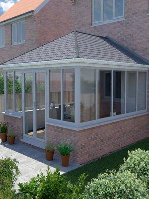 Ultraroof 380 conservatory
