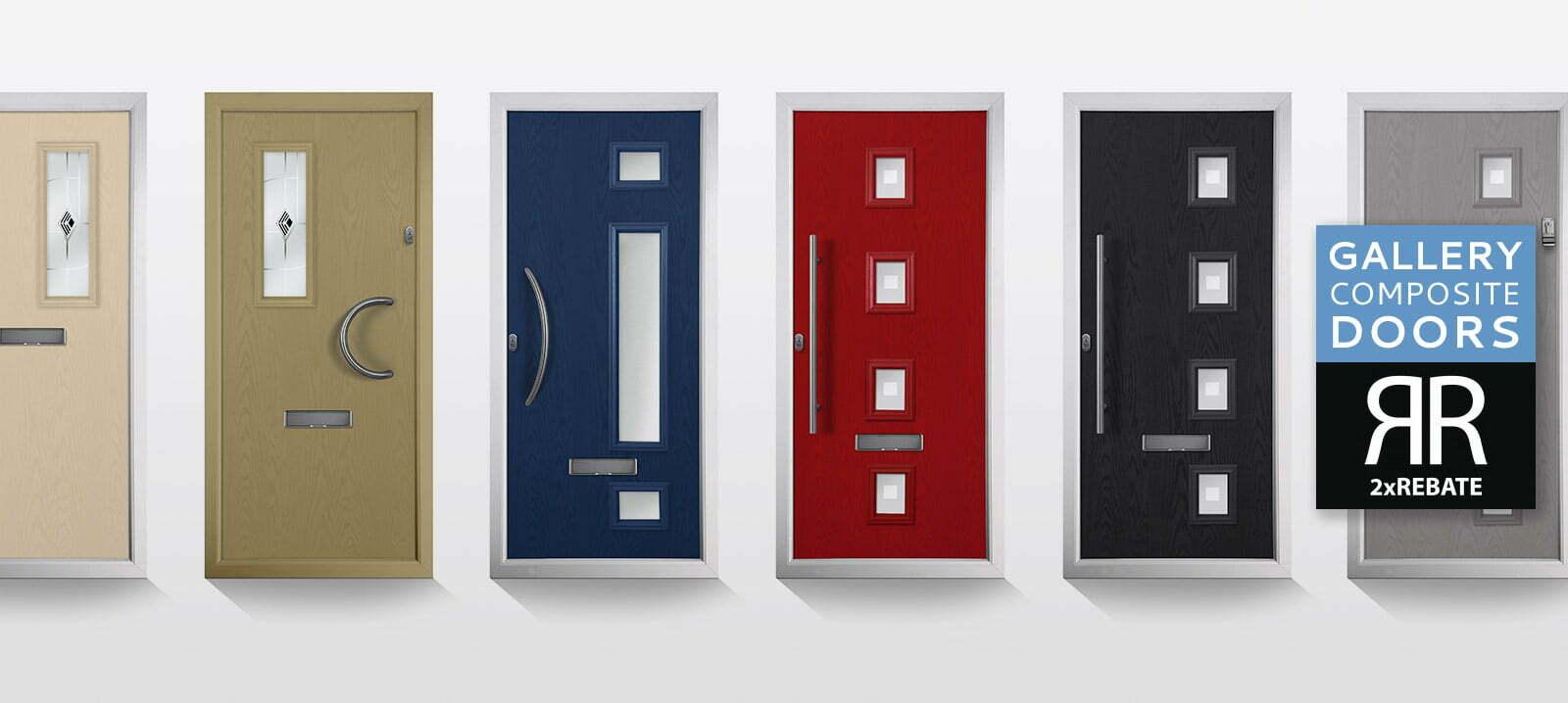 Gallery Composite Doors
